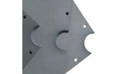 Плита для бильярдных столов Standard Slate 9фт h25мм 3шт.
