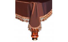 Покрывало Венеция 7фт шёлк коричневое