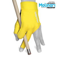Перчатка Molinari желтая безразмерная
