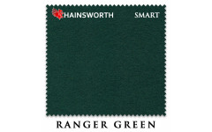 Сукно Hainsworth Smart Snooker 195см Ranger Green