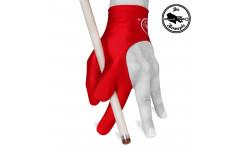 Перчатка Sir Joseph Classic красная XL