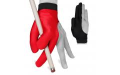Перчатка Fortuna Classic красная/черная S