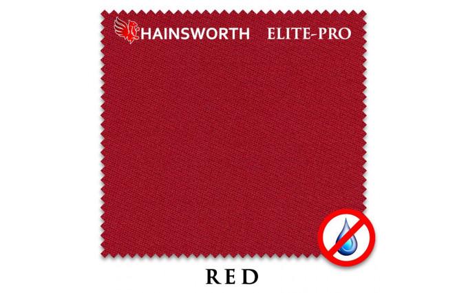Сукно Hainsworth Elite Pro Waterproof 198см Red