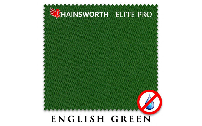 Сукно Hainsworth Elite Pro Waterproof 198см English Green
