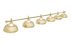 Светильник Crown Golden 6 плафонов