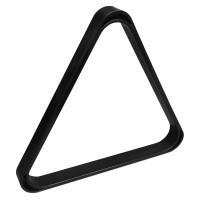 Треугольник Rus Pro пластик черный ø60,3мм
