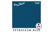 Сукно Iwan Simonis 760 195см Petroleum Blue