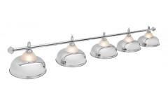 Светильник Crown Silver 5 плафонов