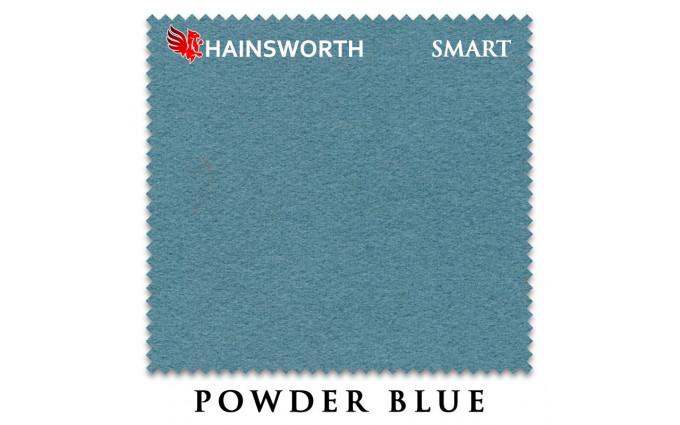 Сукно Hainsworth Smart Snooker 195см Powder Blue