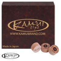 Наклейка для кия Kamui Original ø13мм Soft 1шт.