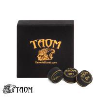 Наклейка для кия Taom Pro ø13мм Hard в индивидуальной упаковке 1шт.