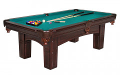Бильярдный стол Fortuna Brookstone Пул с комплектом аксессуаров 7ф +