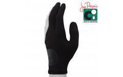 Перчатка Joe Porper`s кожаная вставка черная безразмерная