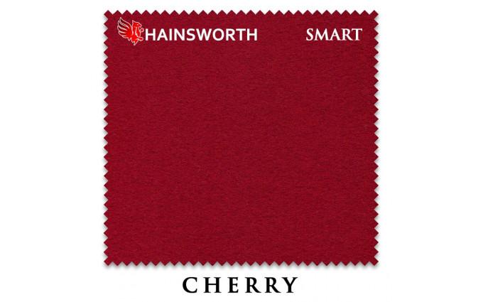 Сукно Hainsworth Smart Snooker 195см Cherry