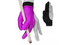 Перчатка Fortuna Classic фиолетовая/черная M/L