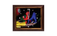 Часы Бильярд AFG7827 38х45 см
