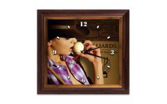 Часы Бильярд AFG7803 38х41см