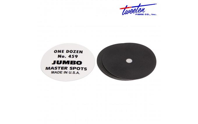 Самоклеящаяся метка для стола Tweeten Jumbo Master Spots ø60мм 12шт.