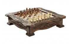 Шахматы резные в ларце 40, Ustyan