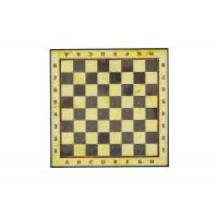 Шахматный ларец из янтаря с доской малый (дуб) 25*25