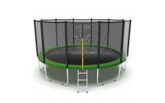 Батут EVO JUMP External 16ft (Green)